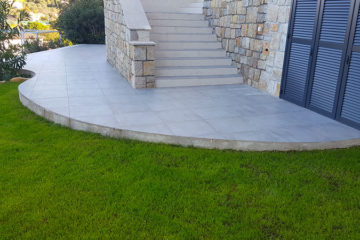 Patio, Terraces & Driveways